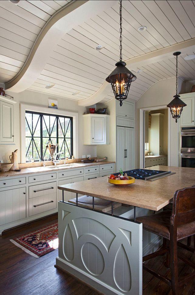 Luxury Kitchen Interior Design: Kitchen Millwork. Many Great Millwork Design Ideas For