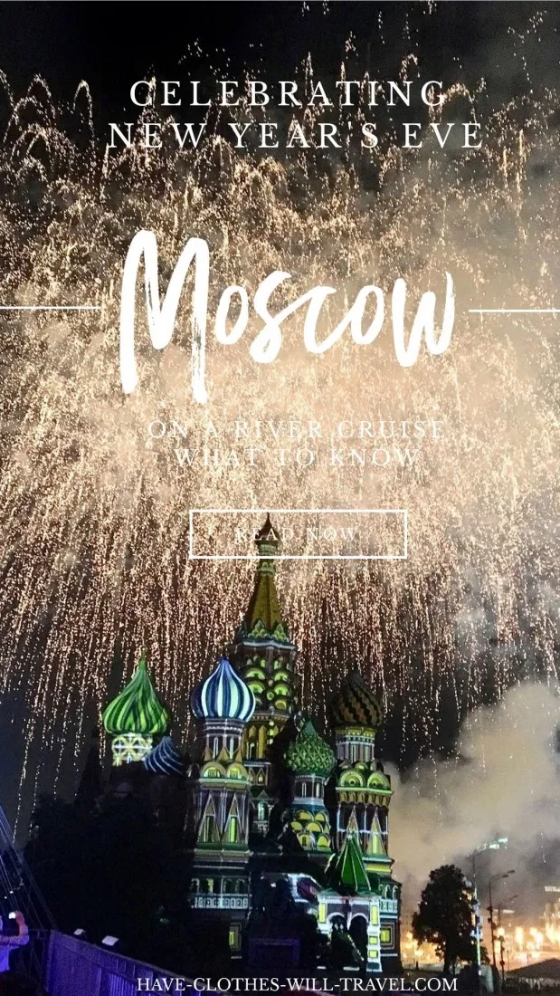 Moscow Russia For New Year S Eve River Cruise Review Cruise Reviews New Years Eve Newyear