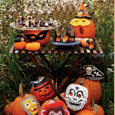 Halloween Party Ideas - Adult Halloween Party Themes - Delish - cute halloween diy decorations