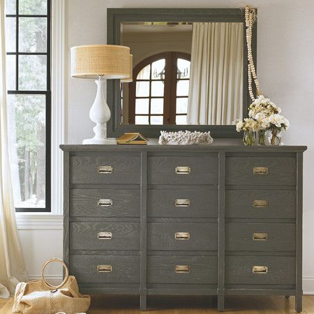 Westerleigh 6 Drawer Double Dresser Stanley Furniture 12 Drawer Dresser Bedroom Decor