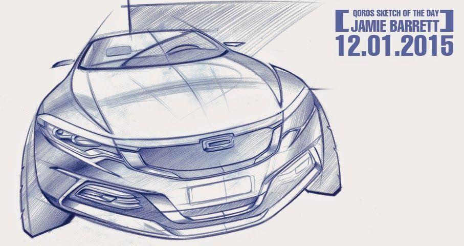 Sketchsite:Barrett | car design sketches | Pinterest | Car sketch