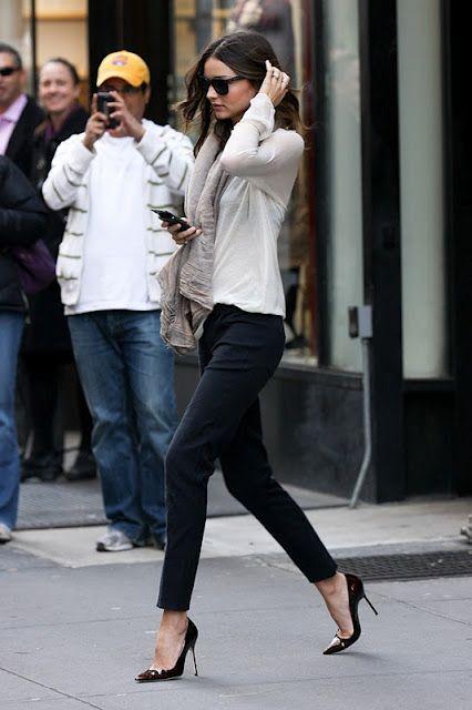 Miranda's style