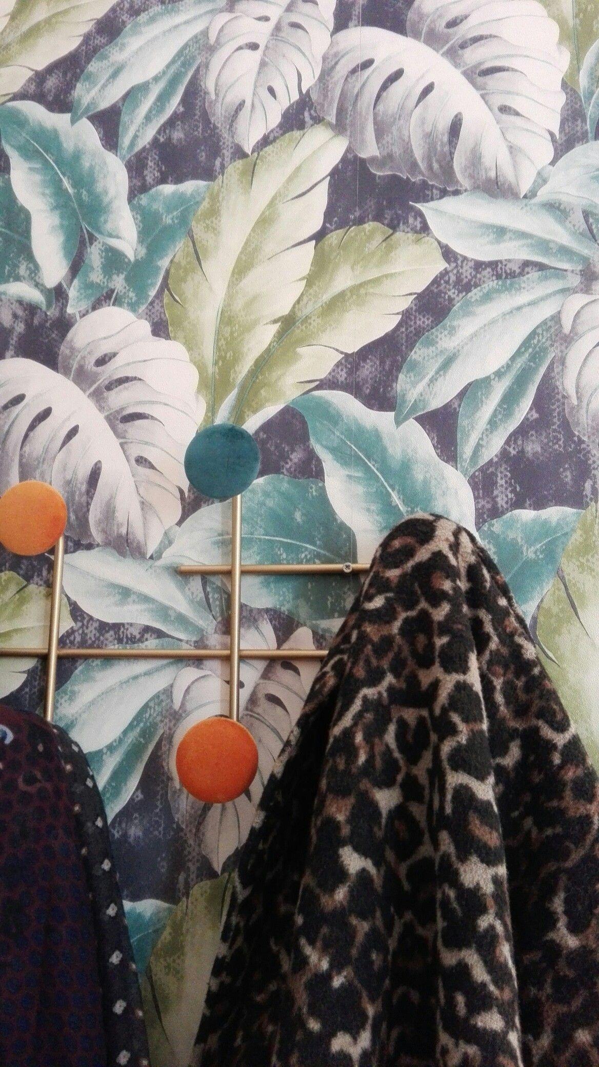 Maison Du Monde Appendiabiti A Muro.Attaccapanni A Muro Carta Parati Leroy Merlin Attaccapanni Maison Du