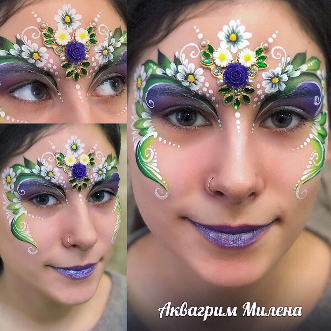 Заказать Аквагрим на праздник в СПб и Ленинградской ...