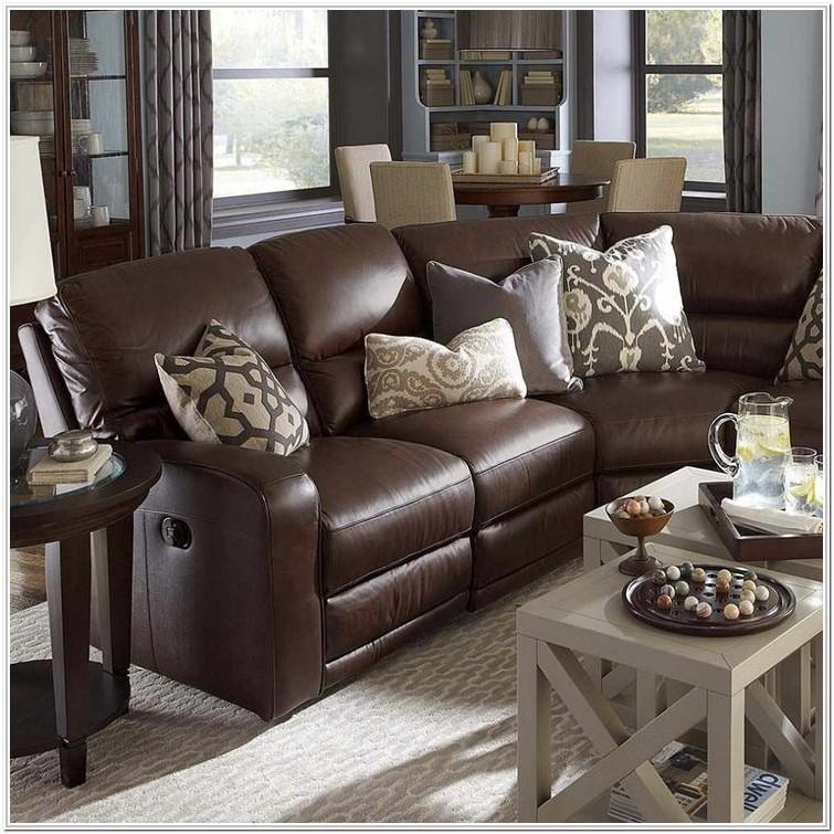Living Room Ideas 2020 Brown Goodtaste Of, Dark Brown Sofa Living Room Ideas