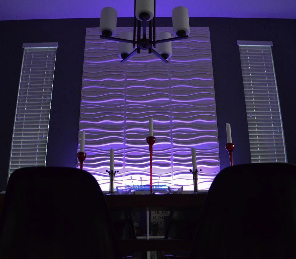 paneles decorativos 3d eco para pared y techo de wallart
