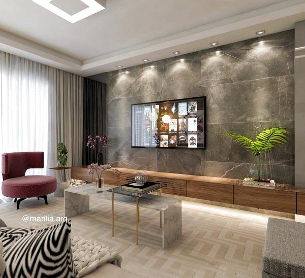 sala linda modern living room