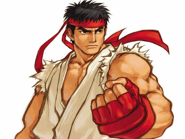 Ryu Street Fighter Capcom 3rd Party Newcomer From Street