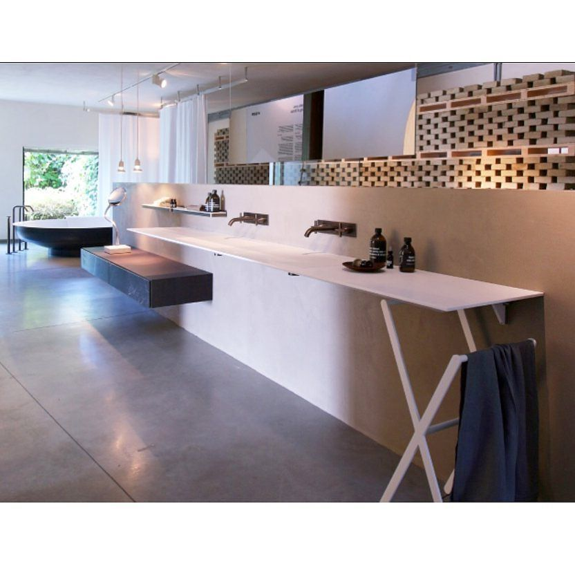 Ell Is A New Washsbasin By Agape Design Countertop Featured By