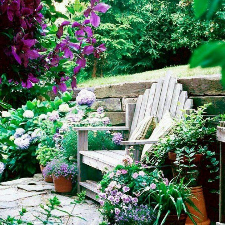 Love this Bahçe fikirleri, Bahçe, Verandalar
