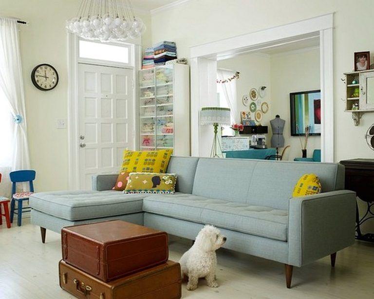 Dan Desain Sofa Ruang Tamu Kecil Elegan