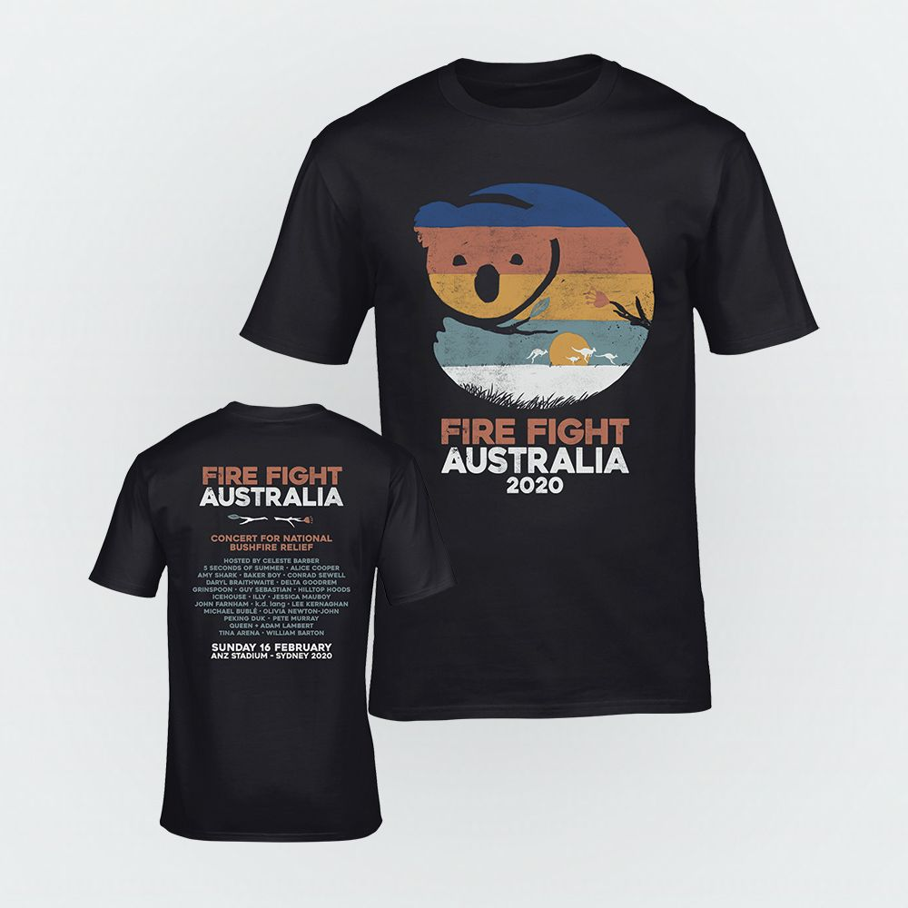Buy now fire fight australias official merchandise