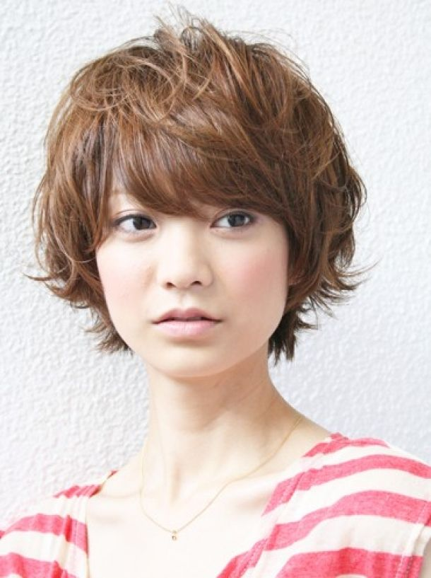 Short Hairstyles For Women Japanese Haircuts Hair Style Free Download Short Hairstyles For Women Japanese Japanese Haircut Japanese Hairstyle Short Wavy Hair