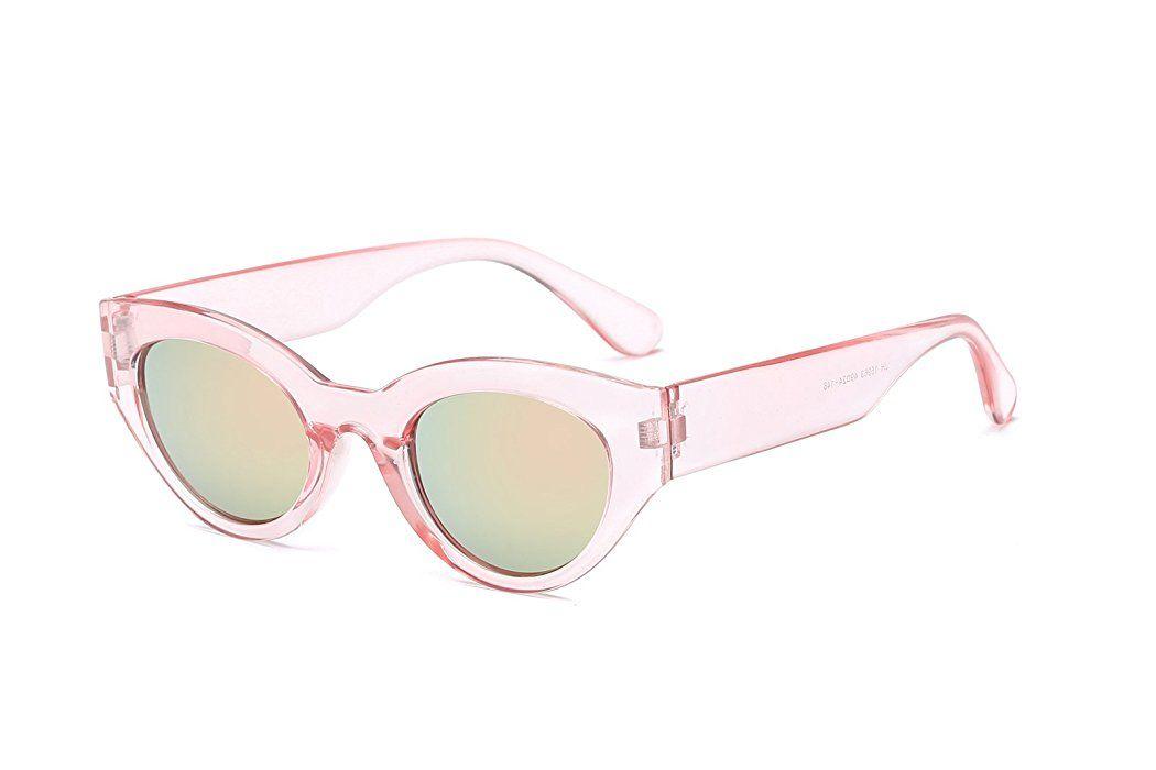 00fb798cdf Amazon.com  Olikeme Cat Eye Sunglasses for Women
