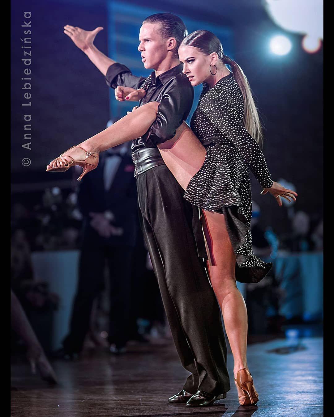Anna Lebiedzinska On Instagram Kacper Pawlowski Magdalena Dederko Latin Dance Dresses Ballroom Dance Dance Dresses