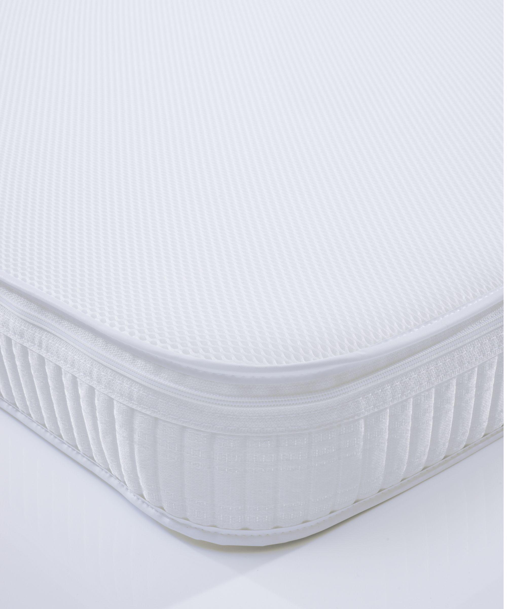 Mothercare 38 x 89cm Crib Square End SAFEseal Foam