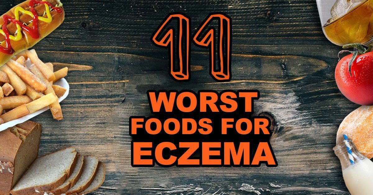 Discover the foods to avoid with eczema why you crave