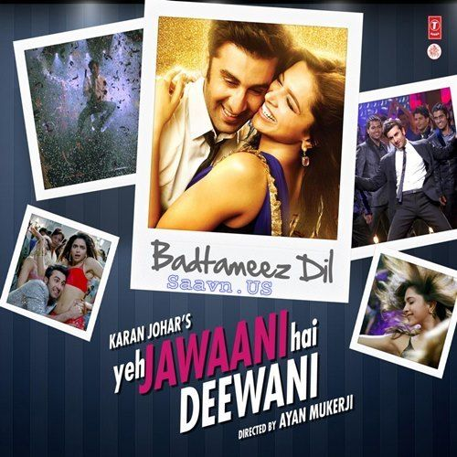 Battameez Dil Yeh Jawaani Hai Deewani Mp3 Song Songs Mp3 Song Mp3 Song Download
