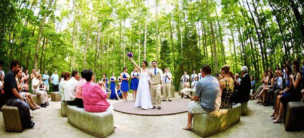 @ The Council Ring At Annmarie Sculpture Garden U0026 Arts Center, Solomons,  MD. Photo By Jax Photography. | Local | Pinterest | Weddings