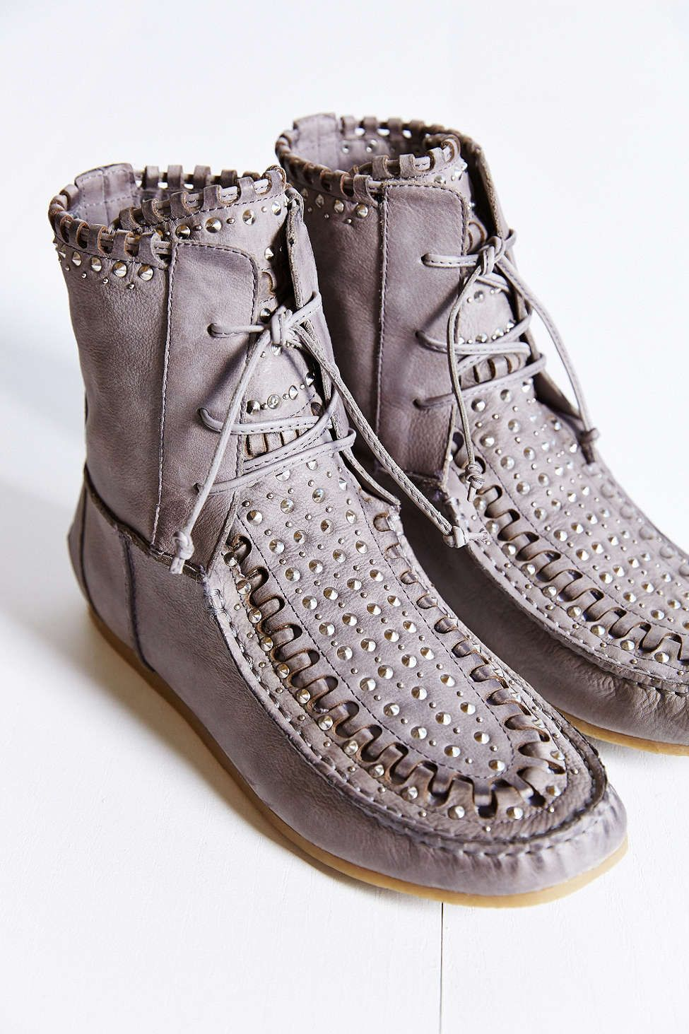 Sam Edelman Katelyn Studded Ankle Boot - Urban Outfitters