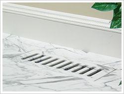 Marble Or Ceramic Decorative Floor Registers Ceramic And Stone Floor Registers Floor Registers Flooring Floor Vent Covers