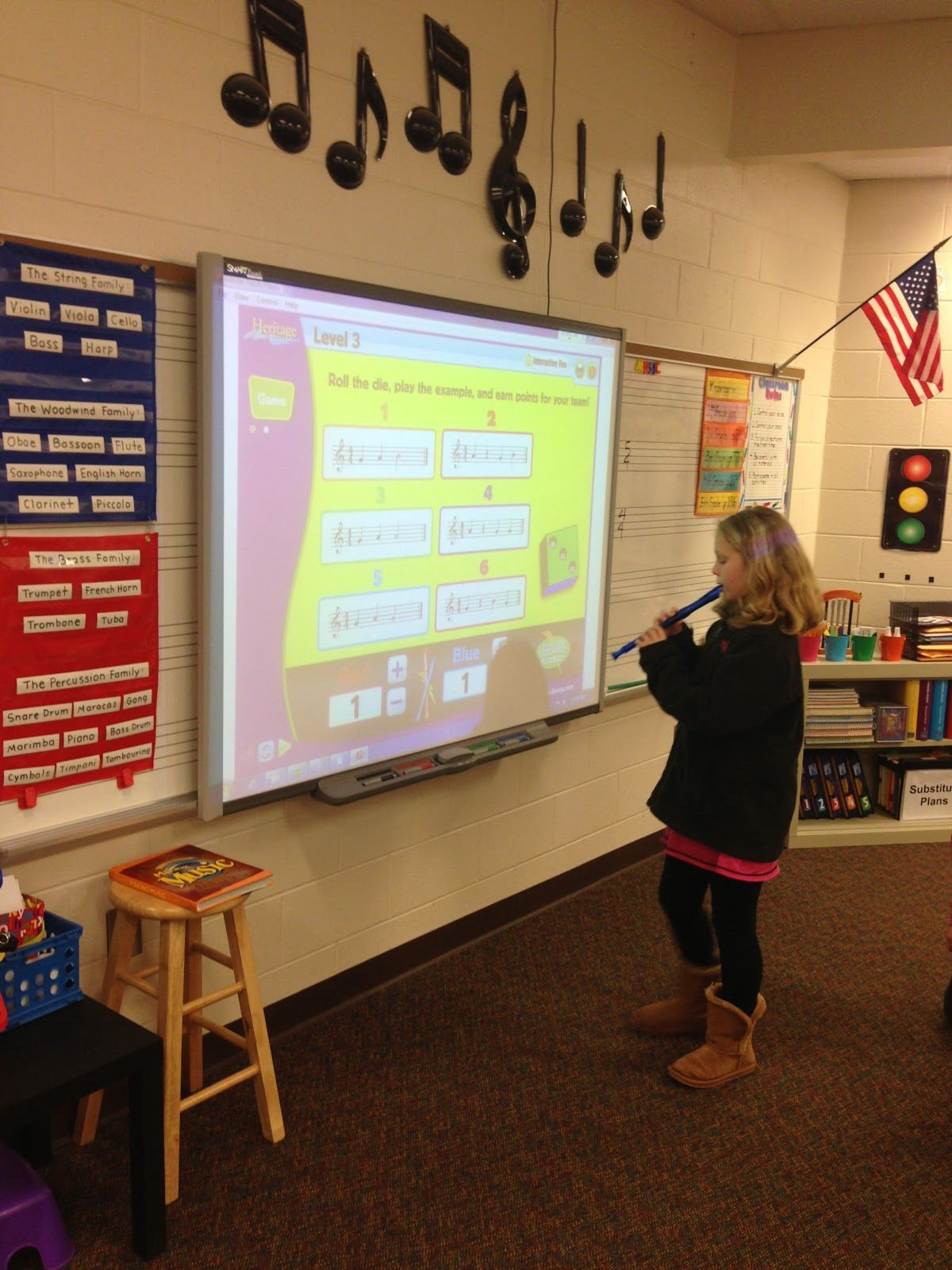 Recorder Rumble Game And Other Activities To Help Students Assess Recorder And Music Reading