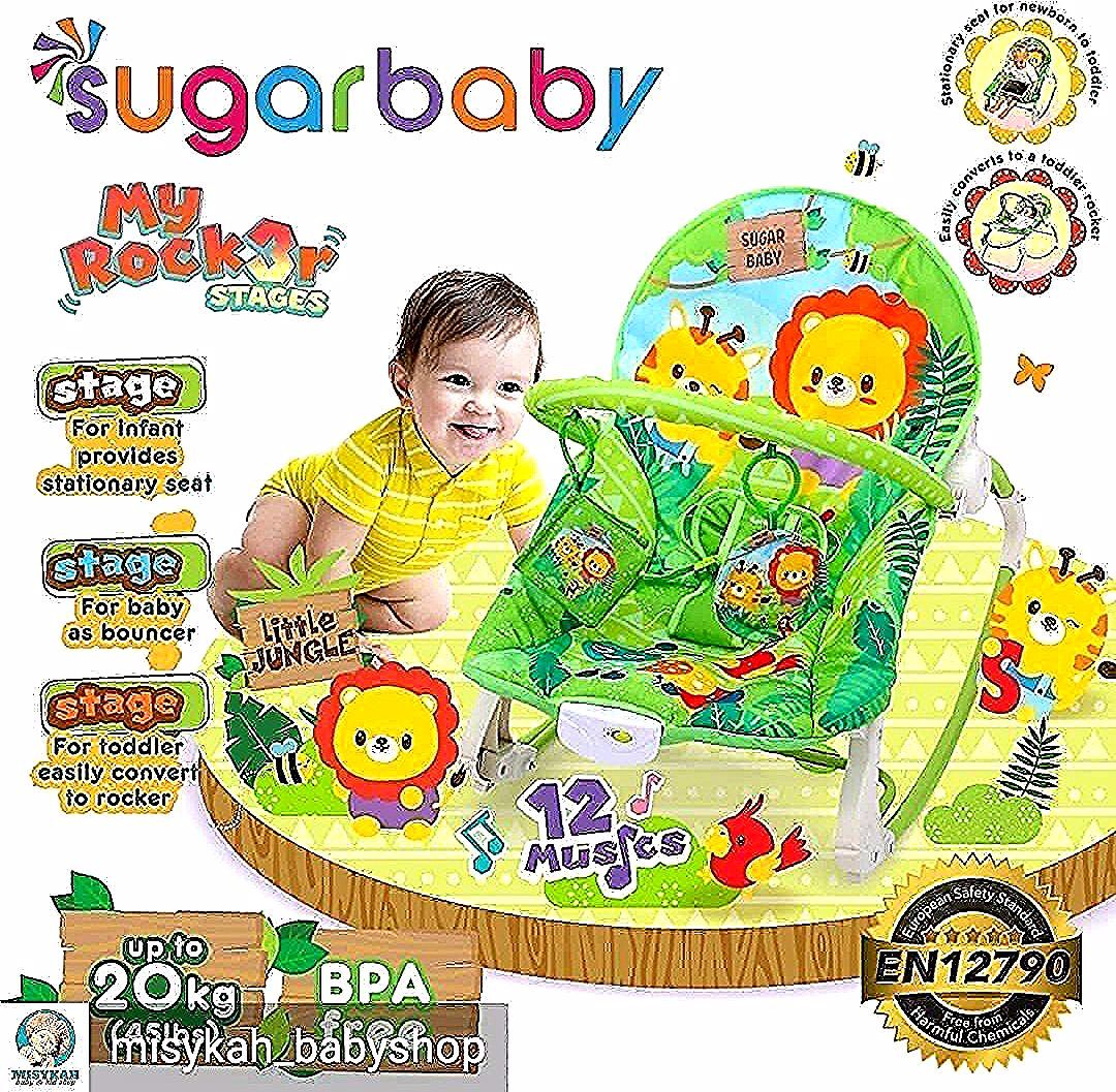 Bayi Baru in 2020 Baby bouncer, Baby stage