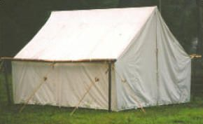 Complete Emergency Shelter 10 X 10 Sunforger canvas tent with wood stove and all needed accessories & The Traditional Wall Tent | CAMPING/tips/food | Pinterest | Wall ...