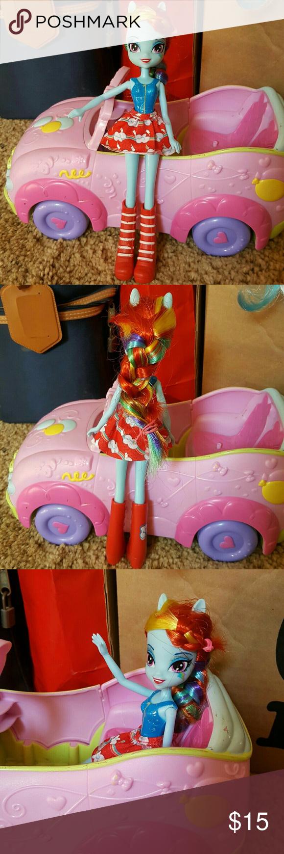 My Little Pony My Posh Closet Closet Pony Dash Dolls