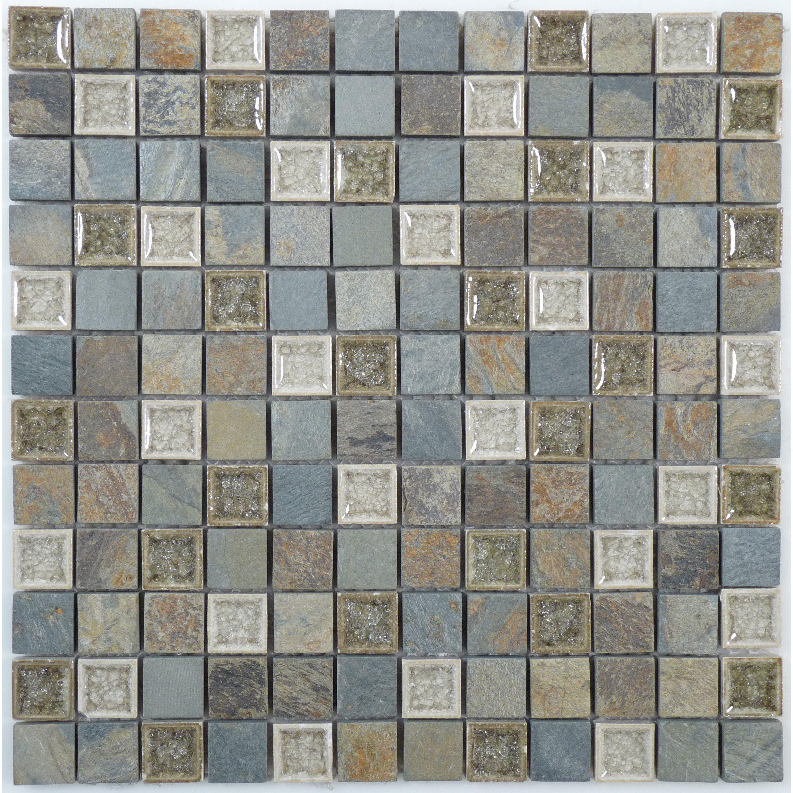 Sheet Size 11 7 X2f 8 Quot X 11 7 X2f 8 Quot Tile Size 1 Quot X 1 Quot Tiles Per Sheet 144 Til Mosaic Tile Designs Mosaic Tiles Glass Tile