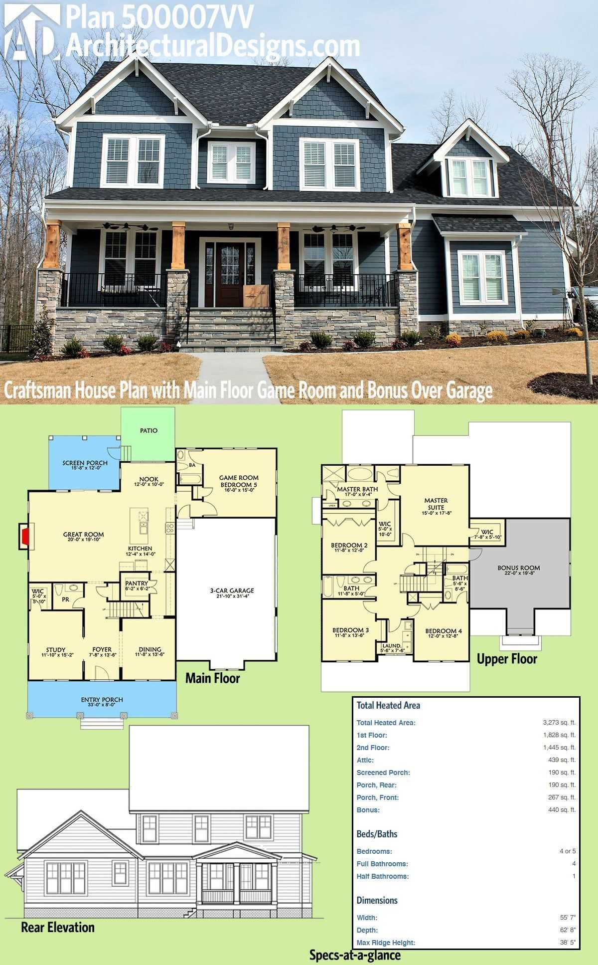 Two Story Dog House Plans Dream House Plans Craftsman House