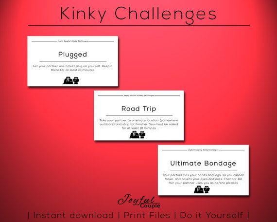 Couples Kinky Sex Games