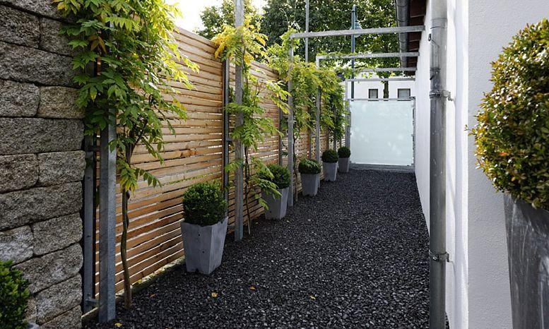 abtrennung garten pinterest garten terrasse terrasse und grten hinterhof gestaltung optimales design unterhaltung - Hinterhoflandschaften Designs