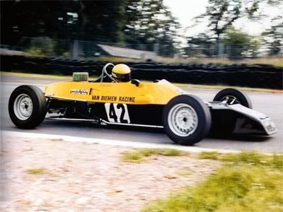 1981 - Formula Ford 1600 Senna