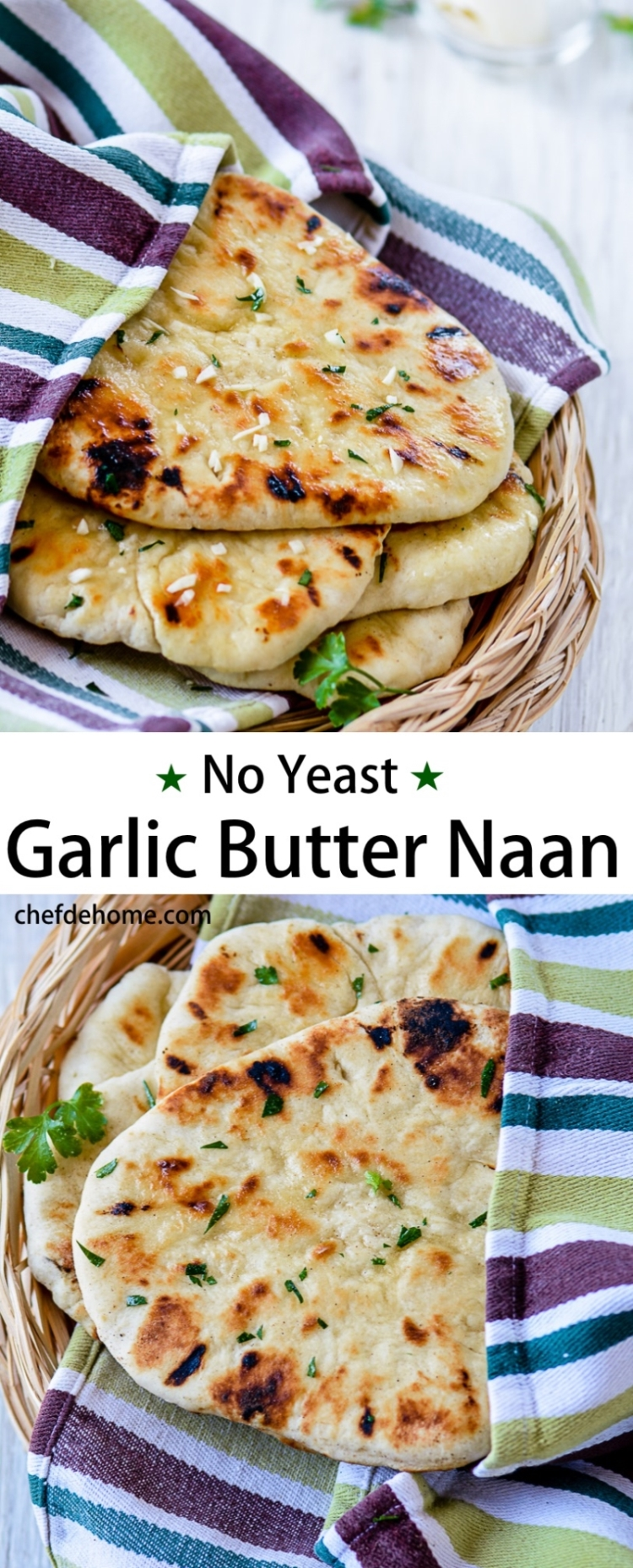 Nann Bread Recipe Dinners