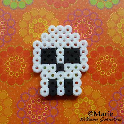 Halloween Perler Bead Patterns and Ideas | Beading Fun ...