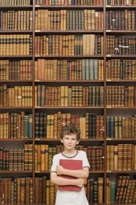 Tax deduction for books donated to library