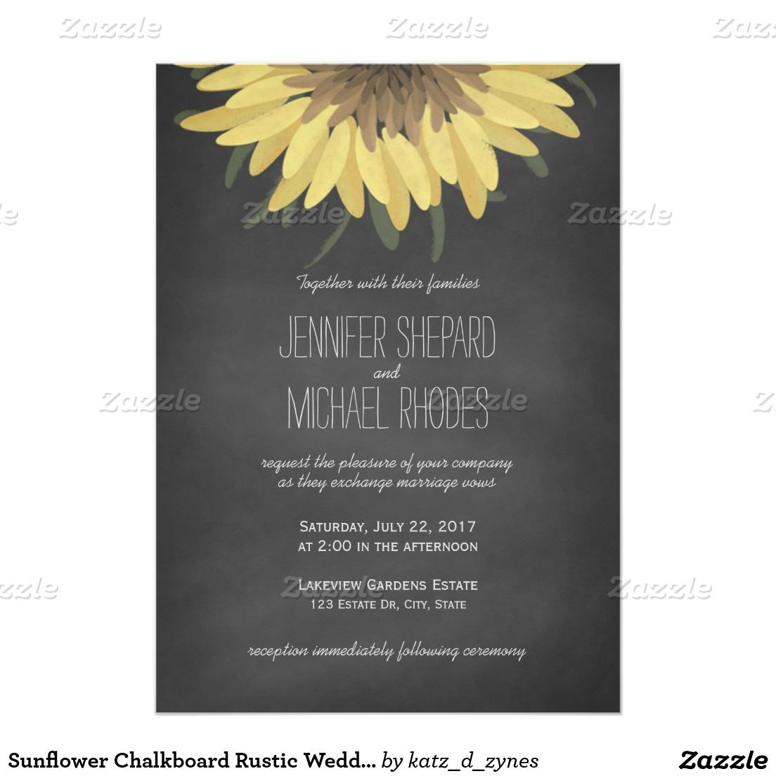sunflower wedding invitations printable%0A good objective in resume