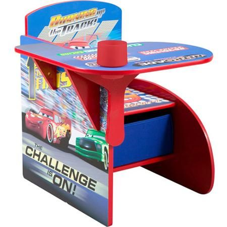 Tremendous Disney Cars Desk Chair With Storage Bin Walmart Com 36 Uwap Interior Chair Design Uwaporg