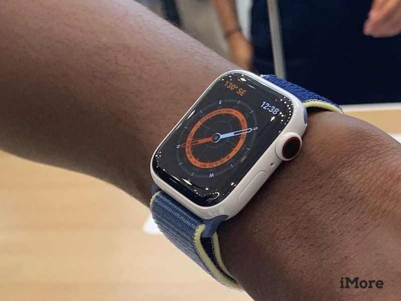 Certain Apple Watch Series 5 models include extra Sport