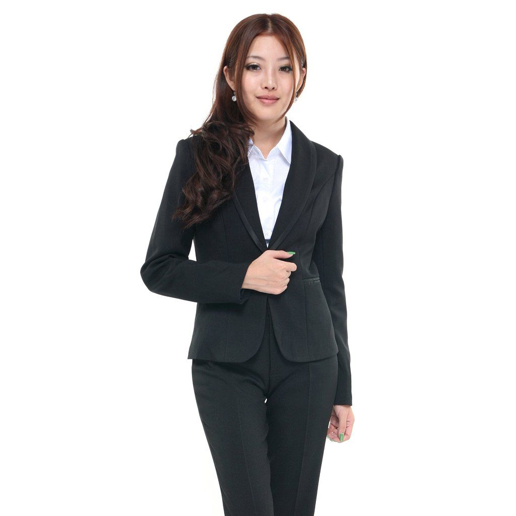 women s shawl collar one button pants suits formal slim pant suits women s shawl collar one button pants suits formal slim pant suits