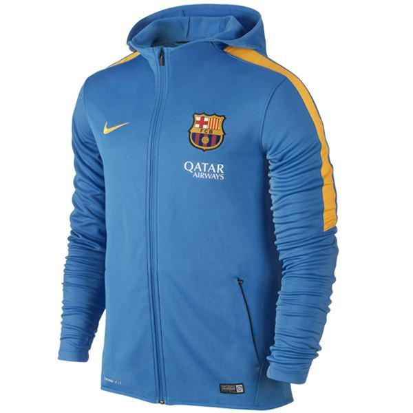 Details about Nike Core 18 19 FC Barcelona Official Barca Football Men's Tracksuit Jacket M