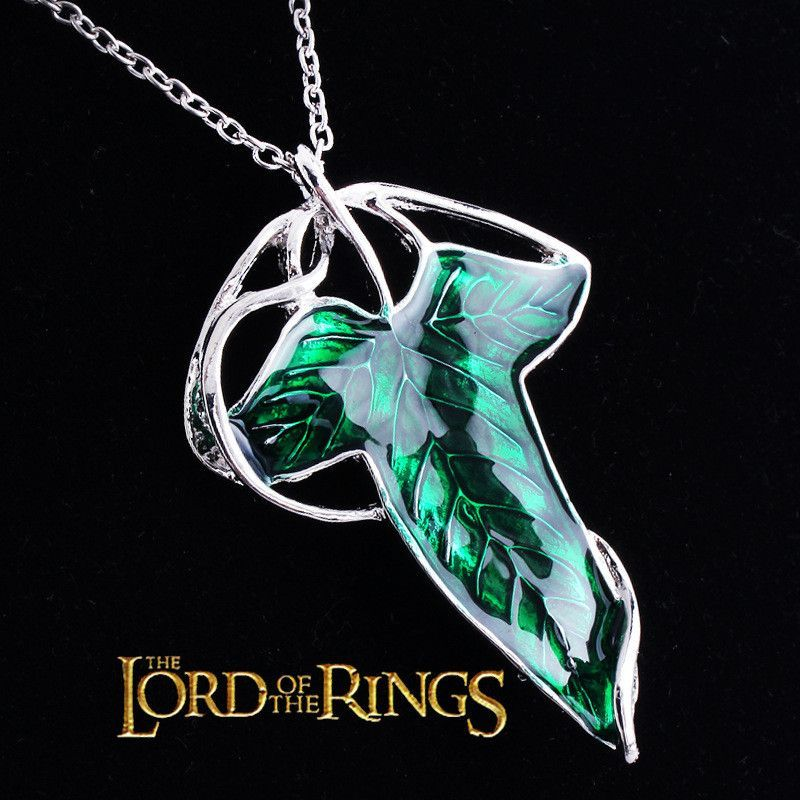 Lord of the rings elven leaf pendant brooch lord of the rings lord of the rings elven leaf pendant brooch aloadofball Choice Image