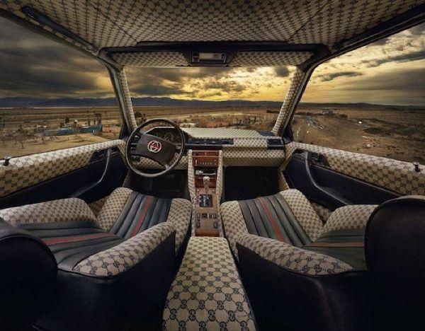 861975f6e0af GUCCI Car Interior
