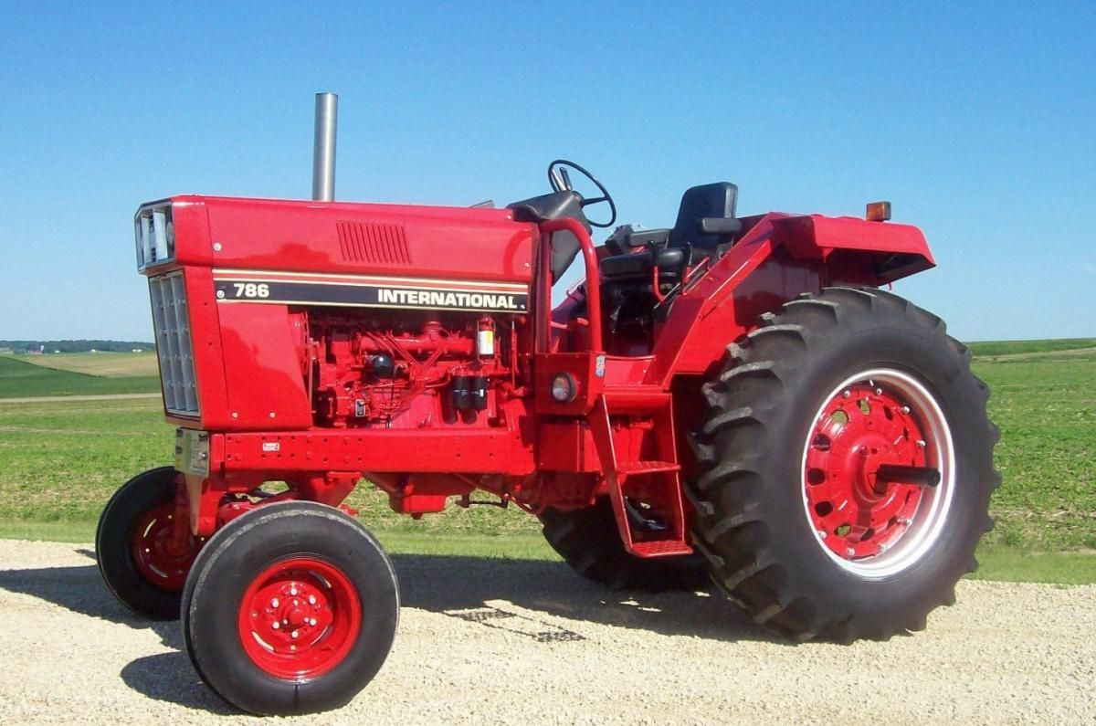 International 786 Tractor Google Search Tractors Repair
