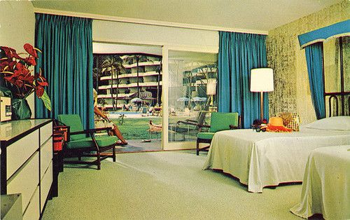 Rooms: Motel Interiors