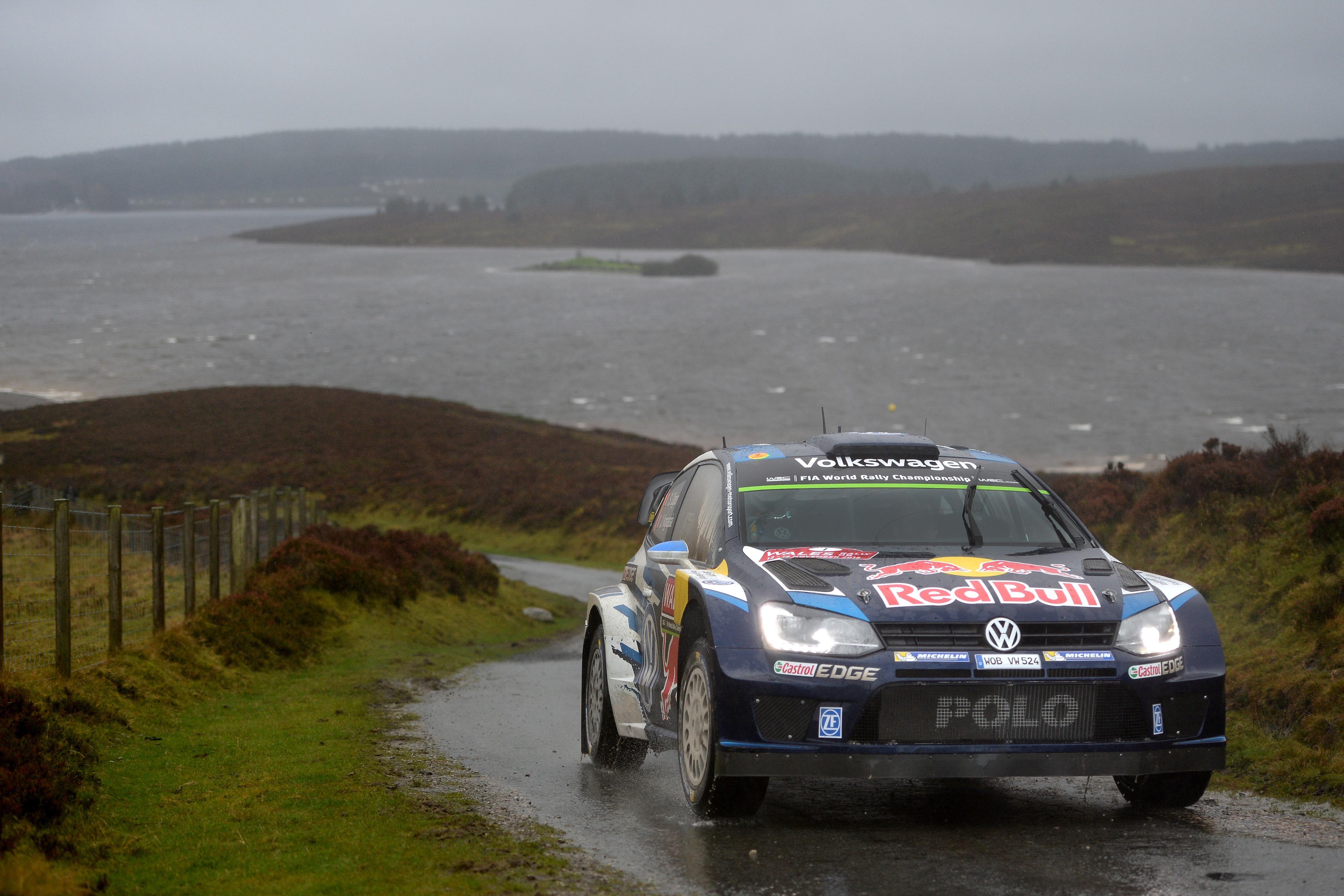WRC - 2015 Wales Rally GB