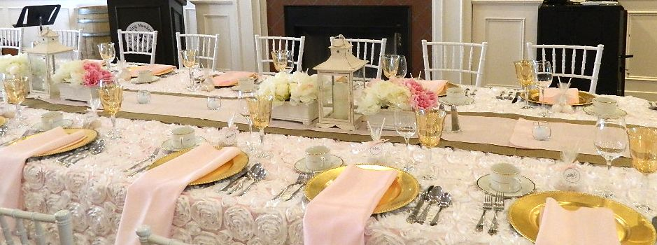 Tiffany Party Rentals Weddings Events Amp Private Parties
