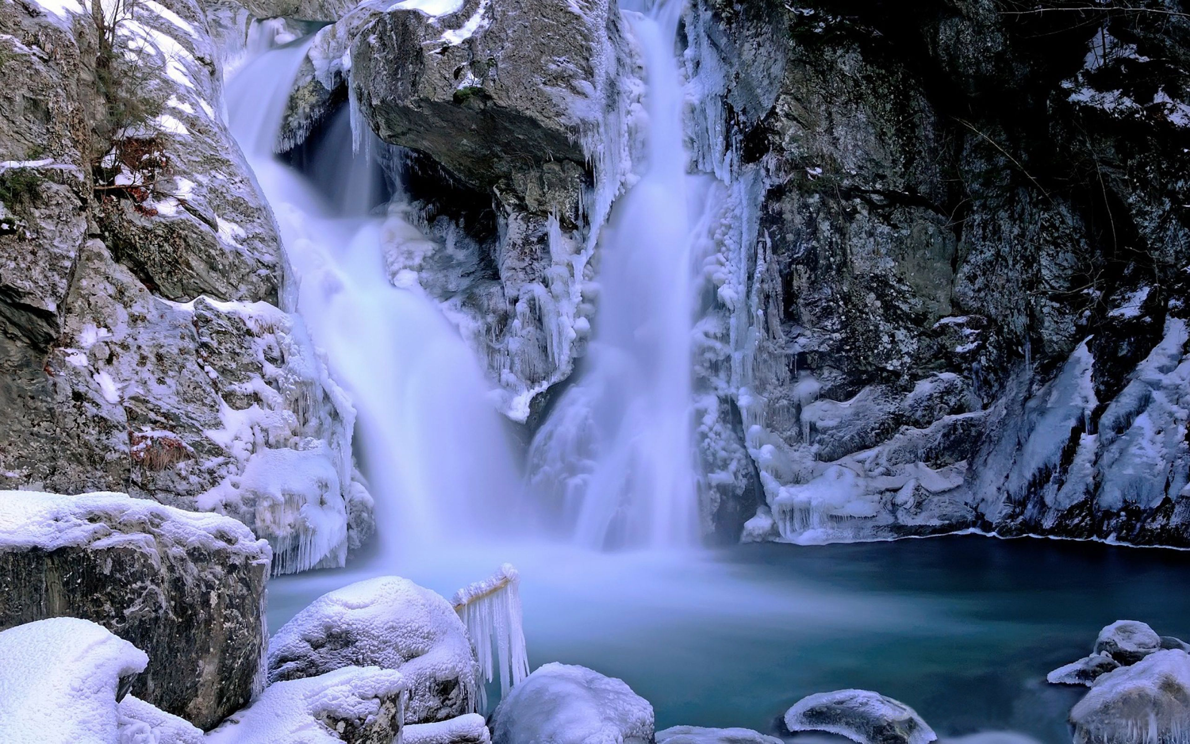 winter nature backgrounds wallpaper | hd wallpapers | pinterest
