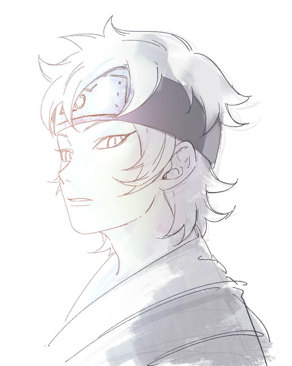 Gohan Dragon Ball Super Sketsa Gambar Seni Anime